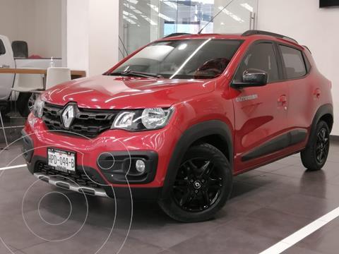 Renault Kwid Outsider usado (2019) color Rojo Cobrizo precio $167,000