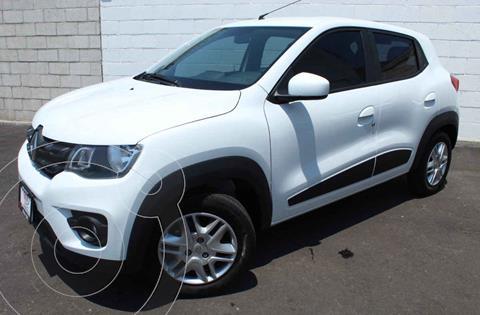 Renault Kwid Iconic usado (2020) color Blanco precio $189,000