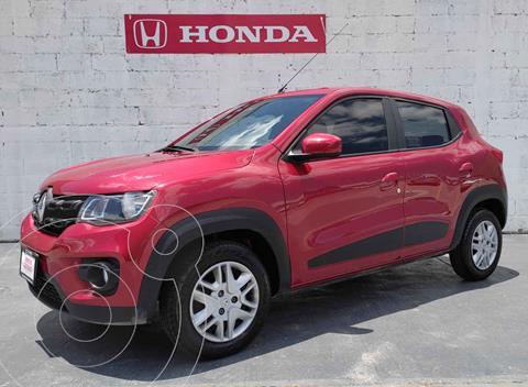 Renault Kwid Iconic usado (2019) color Rojo precio $179,900