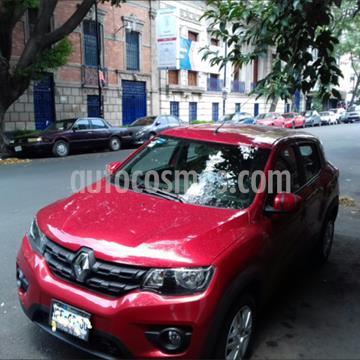 Renault Kwid Iconic usado (2020) color Rojo precio $165,000