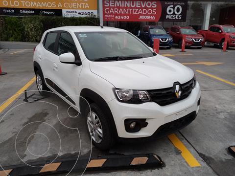 Renault Kwid Iconic usado (2020) color Blanco precio $190,000