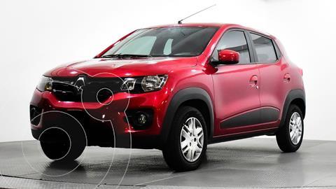 Renault Kwid Iconic usado (2019) color Rojo precio $145,000