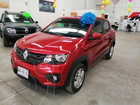 Renault Kwid Iconic usado (2020) color Rojo Fuego precio $170,000