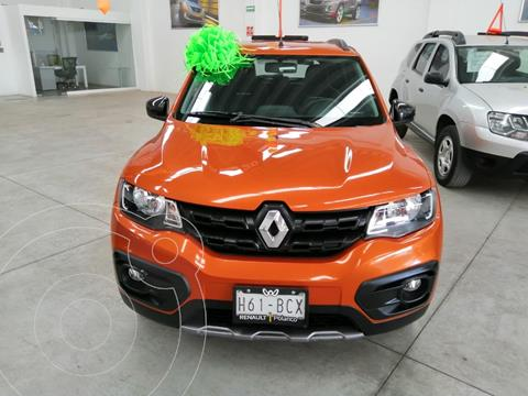 Renault Kwid Outsider usado (2019) color Naranja financiado en mensualidades(enganche $51,067 mensualidades desde $3,768)