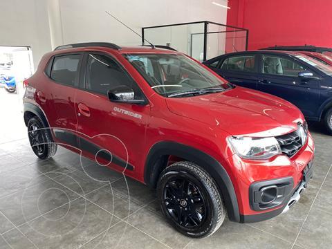 foto Renault Kwid Outsider usado (2019) color Rojo precio $185,000