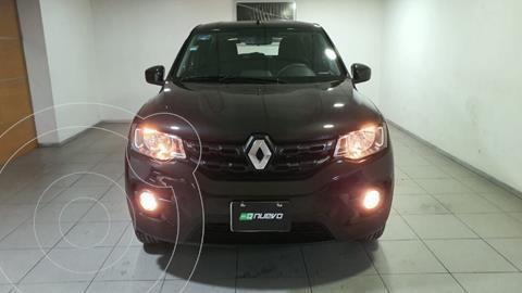 Renault Kwid Iconic usado (2019) color Negro precio $169,000
