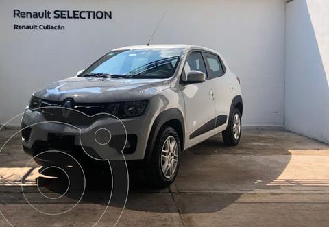 Renault Kwid ICONIC TM usado (2020) color Blanco Glaciar precio $180,000
