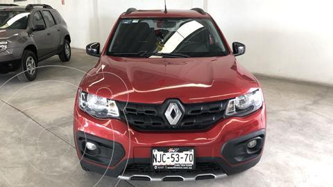 Renault Kwid Outsider usado (2020) color Rojo Fuego precio $179,000