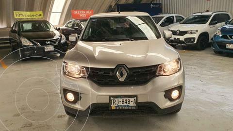 Renault Kwid Iconic usado (2019) color Plata precio $169,000