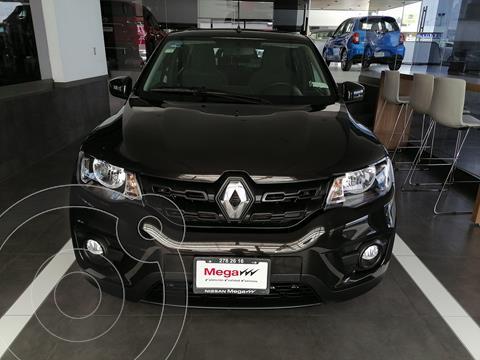 Renault Kwid Iconic usado (2020) color Negro precio $199,000