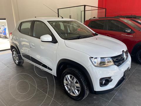 Renault Kwid Iconic usado (2020) color Blanco precio $195,000