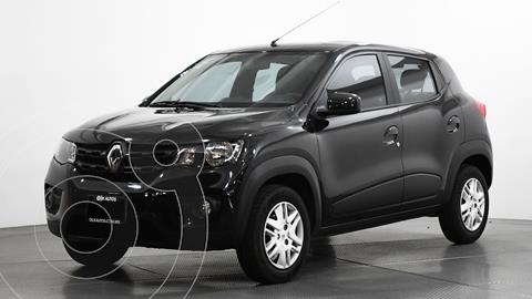 Renault Kwid Iconic usado (2019) color Negro precio $148,736