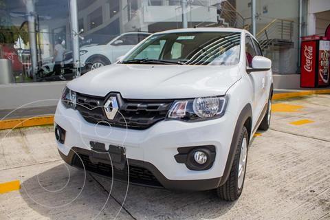 Renault Kwid ICONIC 66HP 1.0L V3 AA ABS TM usado (2020) color Blanco precio $189,990