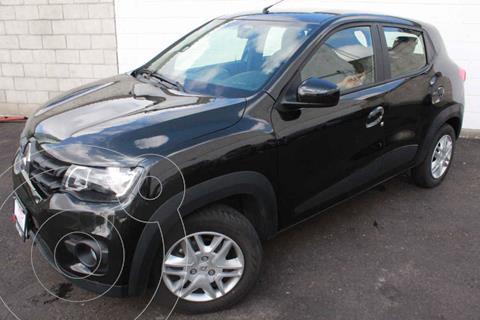 Renault Kwid Iconic usado (2020) color Negro precio $207,000