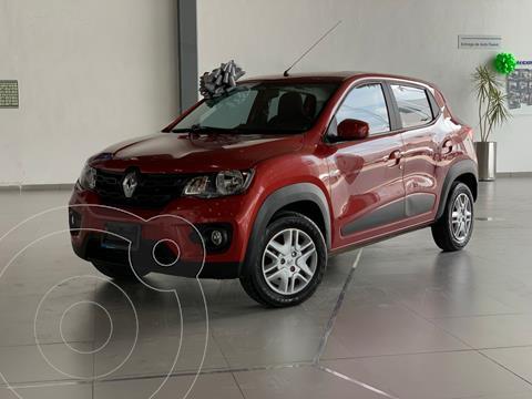 Renault Kwid Iconic usado (2020) color Rojo precio $180,000