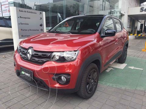 Renault Kwid Iconic usado (2021) color Rojo precio $217,000
