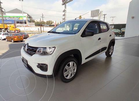 Renault Kwid Iconic usado (2020) color Blanco precio $179,000