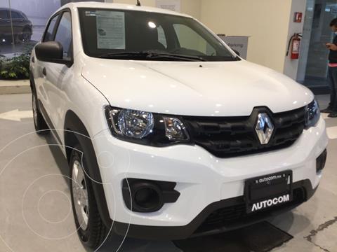 Renault Kwid Intens usado (2020) color Blanco precio $169,000