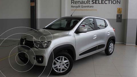 Renault Kwid Iconic usado (2019) color Gris precio $180,000