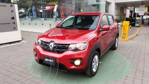 Renault Kwid Iconic usado (2020) color Rojo precio $179,000