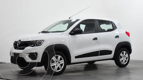 Renault Kwid Intens usado (2020) color Blanco precio $160,000