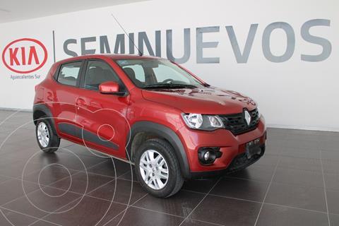 Renault Kwid Intens usado (2020) color Rojo precio $185,000