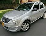 Foto venta Carro usado Renault Logan 1.4L Familier Ac color Gris Platino precio $21.400.000