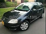 Foto venta Carro usado Renault Logan 1.4L Familier Ac (2014) color Negro precio $21.400.000