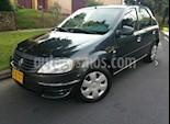 Foto venta Carro usado Renault Logan 1.4L Familier Ac (2016) color Negro precio $23.800.000