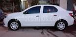 Foto venta Auto Usado Renault Logan 1.6 Authentique (2018) color Blanco Glaciar precio $370.000
