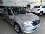 Foto venta Auto usado Renault Logan 1.6 Expresion Pack I (2013) color Gris Claro precio $255.000