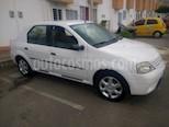 Foto venta Carro Usado Renault Logan 1.6 Expression AA Mec 4P (2008) color Blanco precio $14.500.000