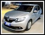 Foto venta Auto usado Renault Logan 1.6 Expression (2014) color Gris Claro precio $300.000