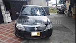 Foto venta Carro usado Renault Logan 1.6L Expression Ac (2011) color Negro precio $17.800.000