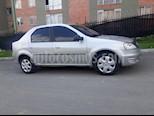 Foto venta Carro usado Renault Logan 1.6L Expression Ac (2014) color Gris Platino precio $19.799.999