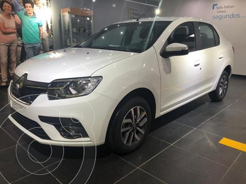 Renault Logan 1.6 Intens nuevo color Blanco Glaciar financiado en cuotas(anticipo $400.000 cuotas desde $22.100)