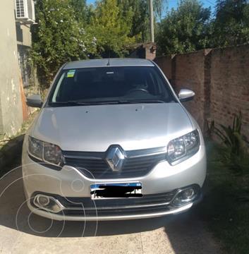 Renault Logan 1.6 Privilege Plus usado (2017) color Gris precio $980.000