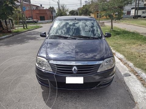 Renault Logan 1.6 Authentique Pack I usado (2013) color Azul precio $653.000