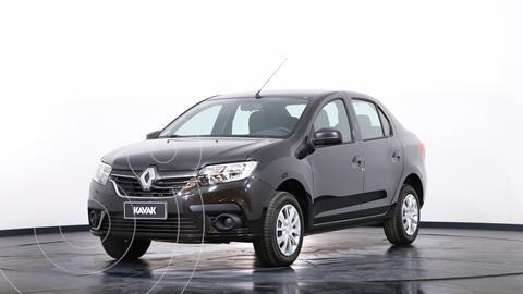 Renault Logan 1.6 Life usado (2021) color Negro precio $1.760.000