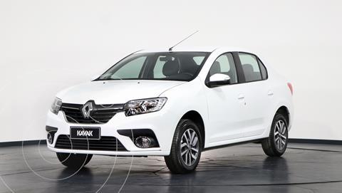 Renault Logan 1.6 Intens usado (2021) color Blanco Glaciar precio $2.050.000