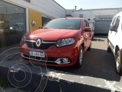 Renault Logan 1.6 Privilege usado (2017) color Rojo precio $1.165.000