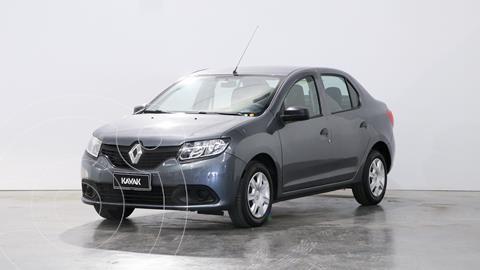 Renault Logan 1.6 Authentique usado (2018) color Gris Acero precio $1.190.000