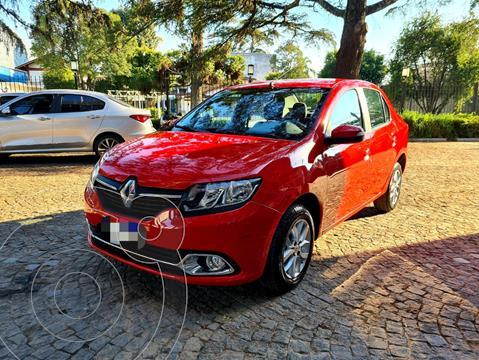 Renault Logan 1.6 Privilege usado (2017) color Rojo precio $1.350.000