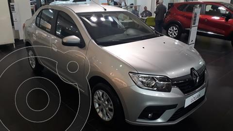 Renault Logan 1.6 Life nuevo color Gris Estrella financiado en cuotas(anticipo $270.000 cuotas desde $22.100)