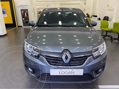 Renault Logan 1.6 Zen nuevo color Gris Acero financiado en cuotas(anticipo $510.000 cuotas desde $15.998)