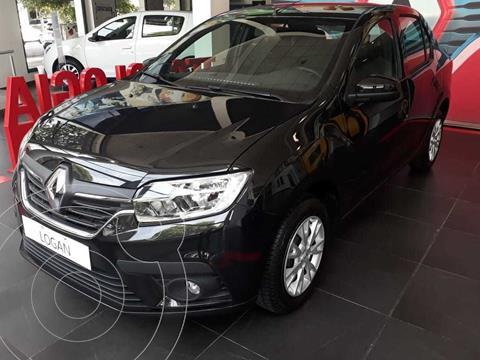 Renault Logan 1.6 Life nuevo color Negro financiado en cuotas(anticipo $485.000 cuotas desde $15.998)