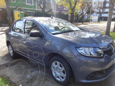 Renault Logan 1.6 Authentique usado (2015) color Gris Acero precio $950.000