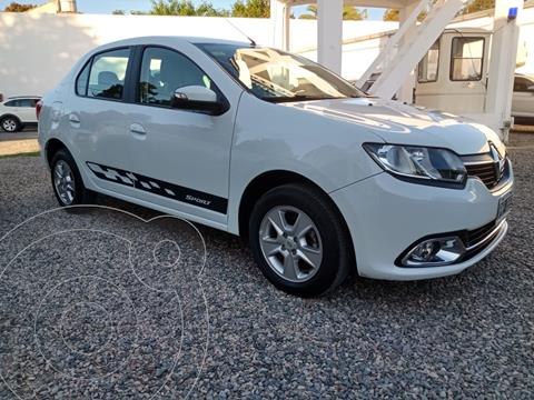 Renault Logan 1.6 Privilege Plus usado (2016) color Blanco Glaciar precio $1.185.000