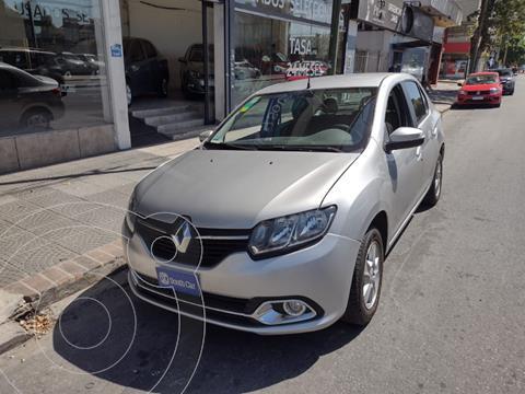 Renault Logan 1.6 Privilege usado (2016) color Gris Claro precio $750.000