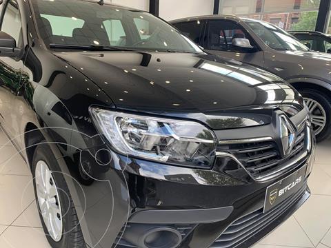 Renault Logan 1.6 Life nuevo color Negro financiado en cuotas(anticipo $850.000 cuotas desde $39.000)